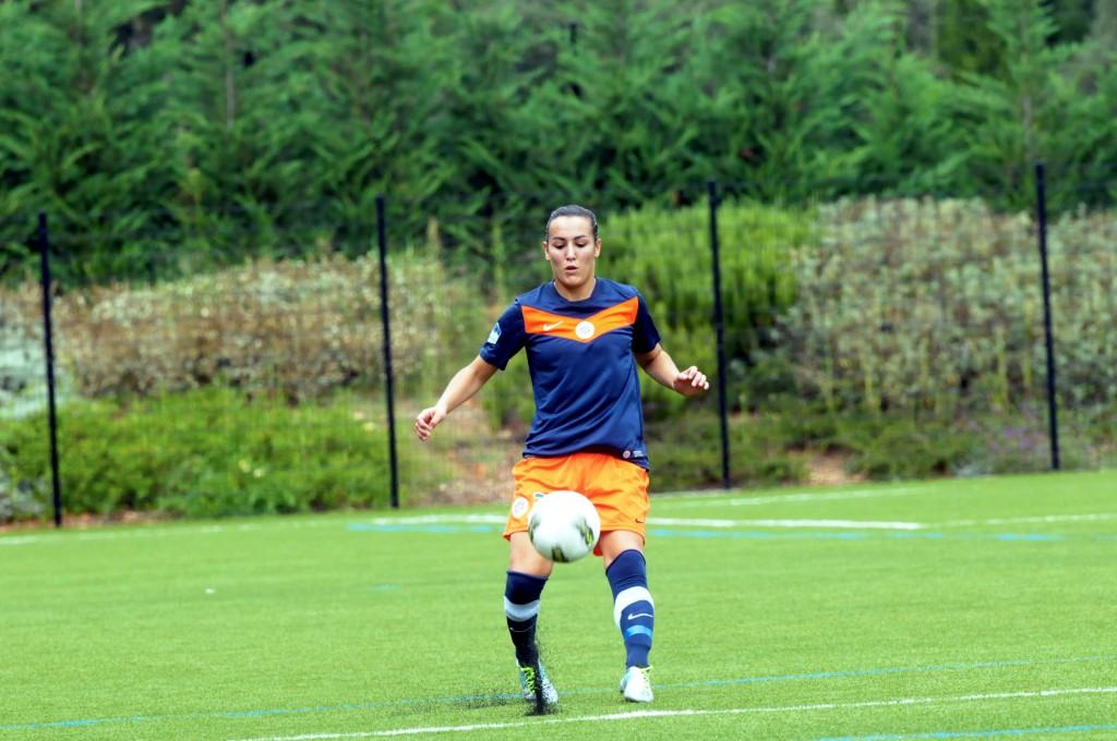 Footballeuse française de Montpellier